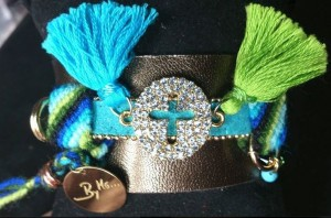 Pulsera tribal de By Me
