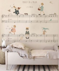 Papel JS Bach de Little Hands