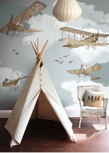 Papel de aviones de Little Hands