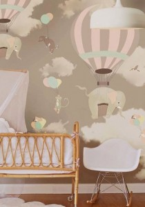 Papel elefantes bebe de Little Hands