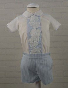 Conjunto niño Manet de Chic to Kids