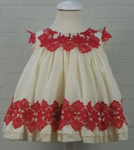 Vestido Cézanne de Chic to Kids