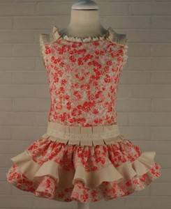 Vestido Monet de Chic to Kids