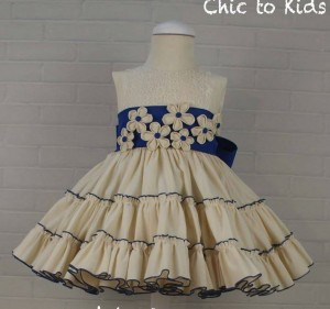 Vestido Orsay de Chic to Kids