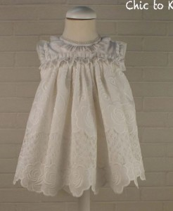 Vestido Sorolla de Chic to Kids