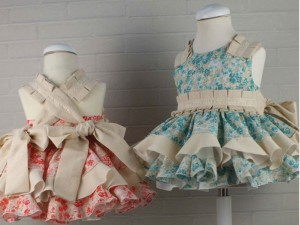 Vestidos Monet de Chic to Kids
