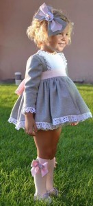 Vestido Emma de White Rose Kids