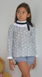 Blusa y bombacho de Eve Children