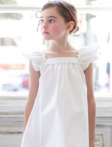 Vestido blanco de Kids Chocolate