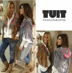 Chalecos flecos de Tuit Fashion Home