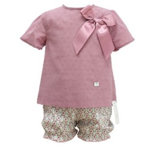 Conjunto bombacho Calidoscopio de Eve Children
