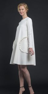 Vestido Diamante crudo Nubbe Clothes