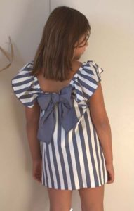 Vestido marinero de Eve Children