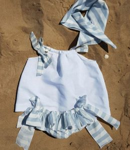 Conjunto Sweet Cloud de Vega by Bimbi