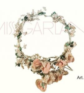 Corona Bridal de Miss Garland
