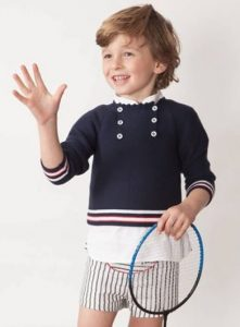Conjunto niño Nautical