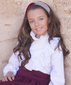 Camisa blanca de Eve Children