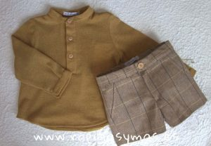 Conjunto niño Spike de Eve Children
