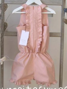 Mono rosa Shell de Eve Children