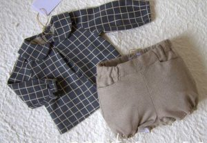 Conjunto bebé Square de Eve Children