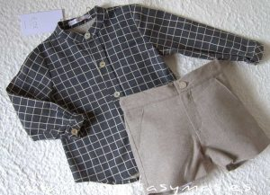 Conjunto niño Square de Eve Children
