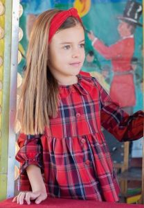 Vestido Scottish de Eve Children